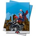 1 plastikāta galdauts  120x180cm  BATMAN VS SUPERMAN