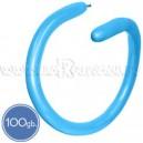 Шары для моделирования (ШДМ), ПАСТЕЛЬ, Q260, 100 шт., голубые
