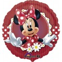 "18""/45cm шар из фольги - Disney Minnie Mouse: Mad About You, S60"