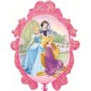 Шар из фольги - Принцессы Дисней - гелиевый шар, размер 51 x 69 см